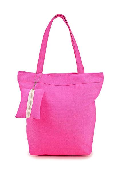 Incity, розовая сумка