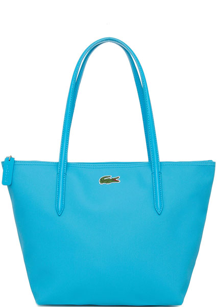 Lacoste, голубая сумка